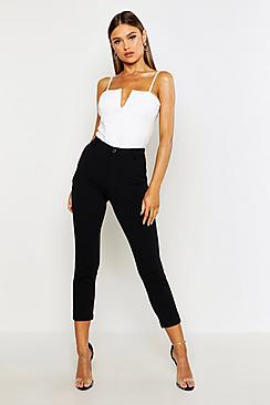 Se  Tailored Tapered Trouser ved Boohoo.com