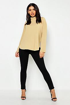 Maternity Over Bump Skinny Stretch Jeans