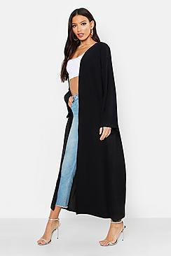 Chiffon Maxi Kimono