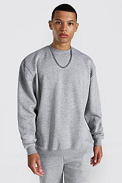 Tall Recycled Oversized Sweater